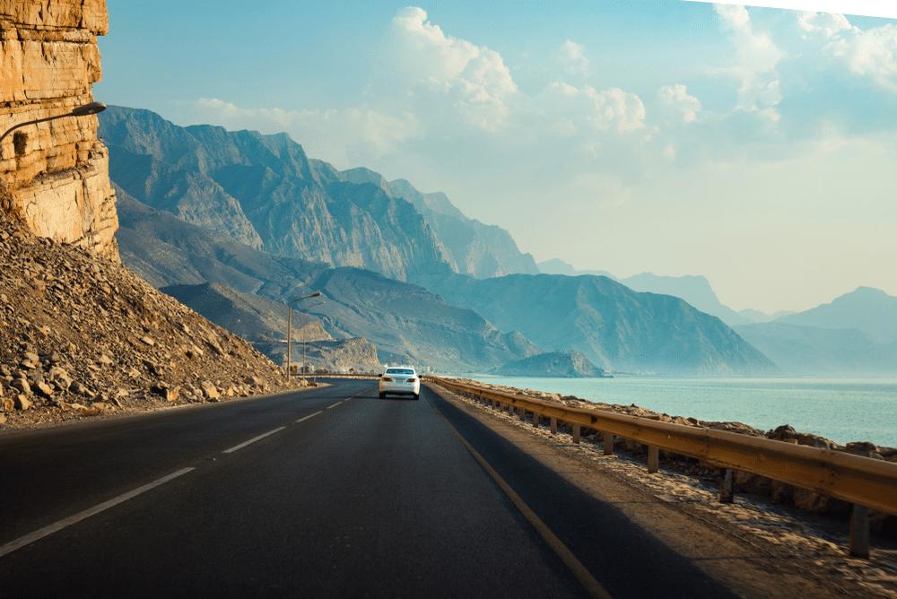 Musandam To Dubai Highway