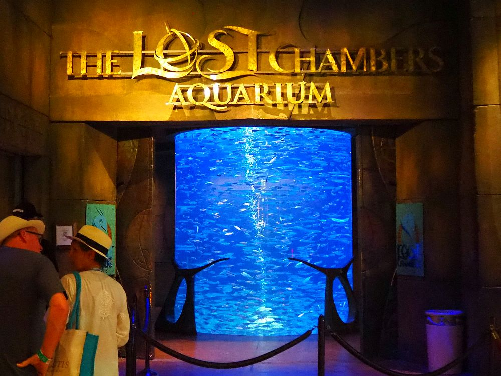 the lost chamber dubai