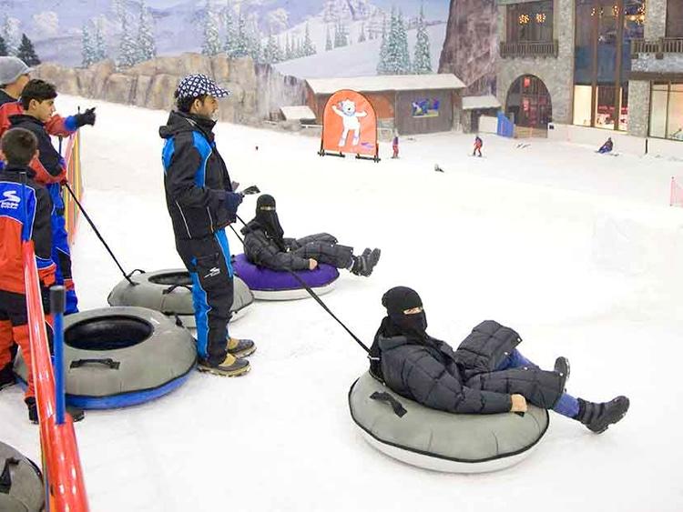 ski dubai offers