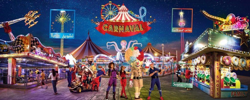 carnaval global village