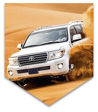 Desert Safari Land Cruiser