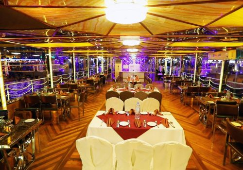 dhow cruise marina booking